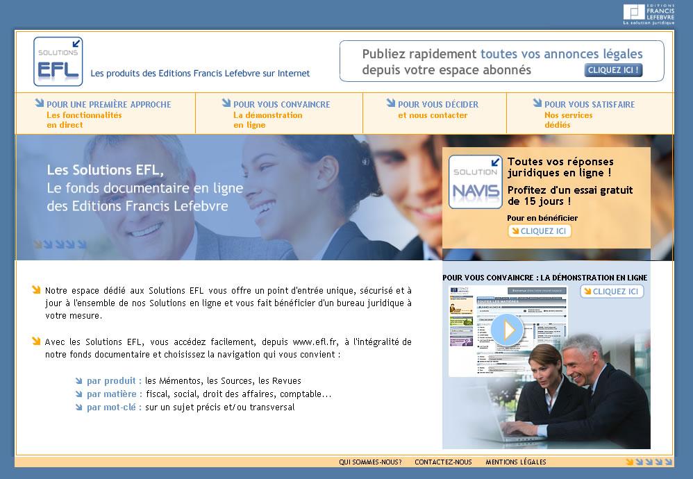 Solutions EFL